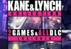 Kane and Lynch Collection Steam CD Key | Kinguin