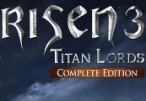 Risen 3 - Complete Edition EU Steam CD Key