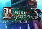 Grim Legends 3: The Dark City Steam CD Key