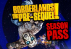Borderlands: The Pre-Sequel - Season Pass Steam CD Key