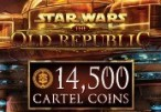 Star Wars: The Old Republic - 14500 Cartel Coins EU