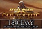 Star Wars: The Old Republic - 180-day Pre-paid Time Card