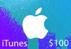 iTunes $100 US Card