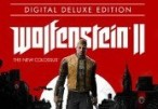 Wolfenstein II: The New Colossus Digital Deluxe Edition Steam CD Key | Kinguin