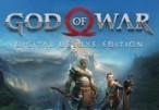 God of War Digital Deluxe Edition US PS4 CD Key