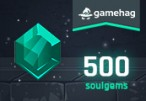 Gamehag Soul Gems 500 Code