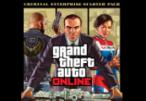 Grand Theft Auto V + Criminal Enterprise Starter Pack DLC + Megalodon Shark Cash Card Rockstar Digital Download CD Key