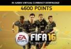 FIFA 16 - 4600 FUT Points US PS4 CD Key