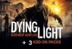 Dying Light + 3 DLC EU Steam CD Key