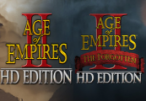 Age of Empires II HD + The Forgotten Expansion Steam Gift