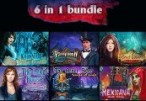 Hidden Object 6-in-1 bundle Steam CD Key