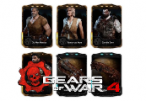 Gears of War 4 - Rockstar Hydro 74 Red Metal Lancer Skin + Emblem DLC XBOX One CD Key