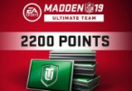 Madden NFL 19 - 2200 Ultimate Team Points US PS4 CD Key