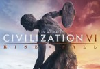Sid Meier's Civilization VI - Rise and Fall DLC EU Clé Steam