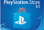 PlayStation Network Card $5 UAE