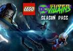 LEGO DC Super-Villains - Season Pass DLC Clé PS4