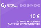 Crypto Voucher (BTC) 10 EUR Key