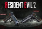RESIDENT EVIL 2 / BIOHAZARD RE:2 - Deluxe Weapon Samurai Edge - Chris & Jill Model Bundle DLC US PS4 CD Key