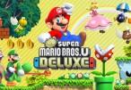 New Super Mario Bros U Deluxe EU Nintendo Switch CD Key