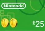 Nintendo eShop Prepaid Card €25 EU Key