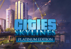 Cities: Skylines Platinum Edition Clé Steam