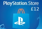 PlayStation Network Card £12 UK