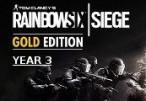 Tom Clancy's Rainbow Six Siege Gold Edition Year 3 RoW Uplay CD Key | Kinguin