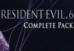 Resident Evil 6 Complete Pack Steam CD Key