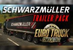 Euro Truck Simulator 2 - Schwarzmüller Trailer Pack DLC Steam CD Key