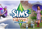 The Sims 3 Årstider Expansionspaket EA Origin Key