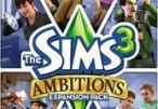 The Sims 3 - Ambitions Expansion Pack DLC Origin CD Key