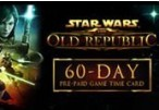 Star Wars: The Old Republic 60-Day Pre-Paid Time Card | Kinguin Brasil