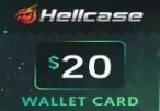 Hellcase.com 20 USD Wallet Card Code