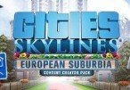 Cities: Skylines - Content Creator Pack: European Suburbia DLC Steam CD Key