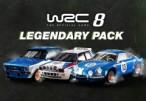 WRC 8 - Legendary Car Pack DLC PS4 CD Key