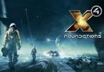 X4: Foundations Clé Steam