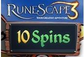 Runescape 10 Spins | Kinguin Brasil