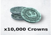 The Elder Scrolls Online x10000 Crown Pack Manual Delivery