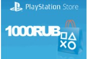 PlayStation Network Card 1000 RUB RU