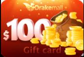 DRAKEMALL.COM $100 Gift Card