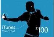 iTunes €100 DE Card