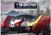 Train Simulator 2018 + Discount Coupon Steam CD Key