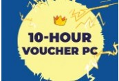 Voucher for 10 hours to play on PC (extreme zone)