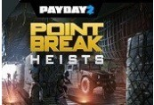 PAYDAY 2 - The Point Break Heists DLC Steam Gift