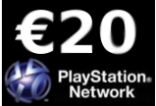 Playstation Network Card 20 € NL