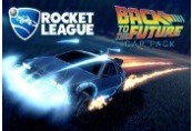Rocket League - Back to the Future Car Pack DLC Steam Gift