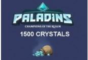 Paladins - 1500 Crystals CD Key