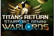 Starpoint Gemini Warlords - Titans Return DLC Steam CD Key