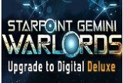 Starpoint Gemini Warlords - Upgrade to Digital Deluxe Steam CD Key