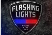 Flashing Lights - Police Fire EMS Steam CD Key
